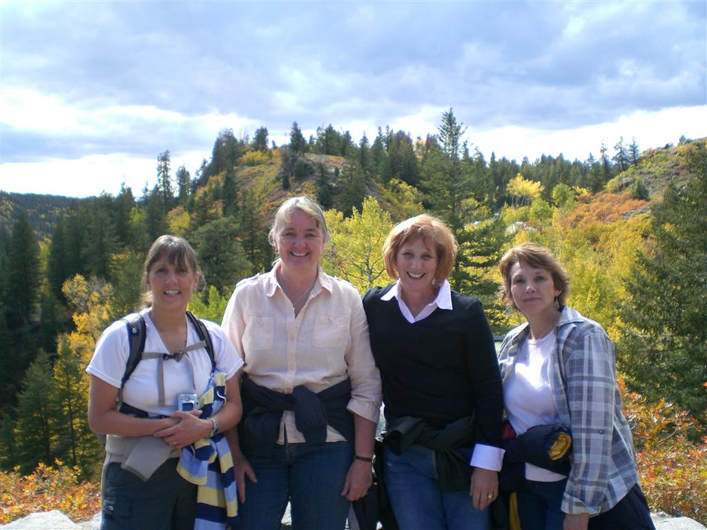 Martha, Judy, Sheryl, Diane
