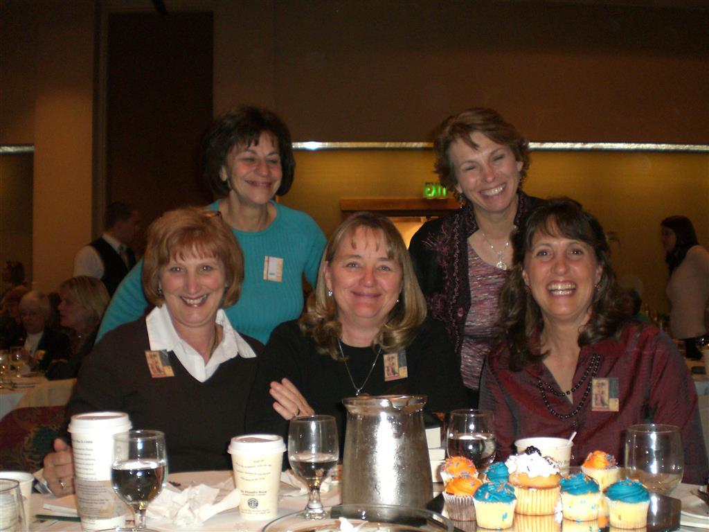 Sheryl, Nora, Judy, Diane, Martha