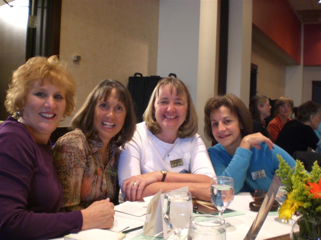 Sheryl, Martha, Judy, Nora