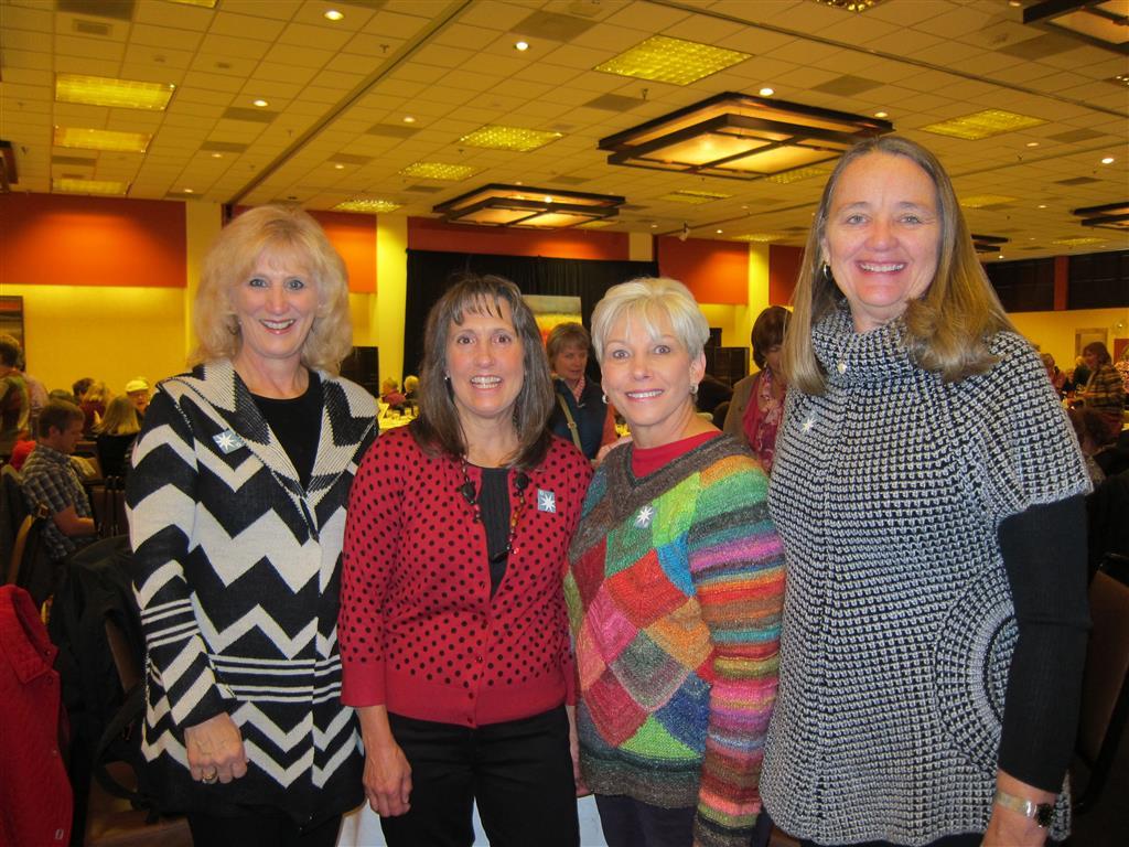 Sheryl, Marth, Diane, Judy