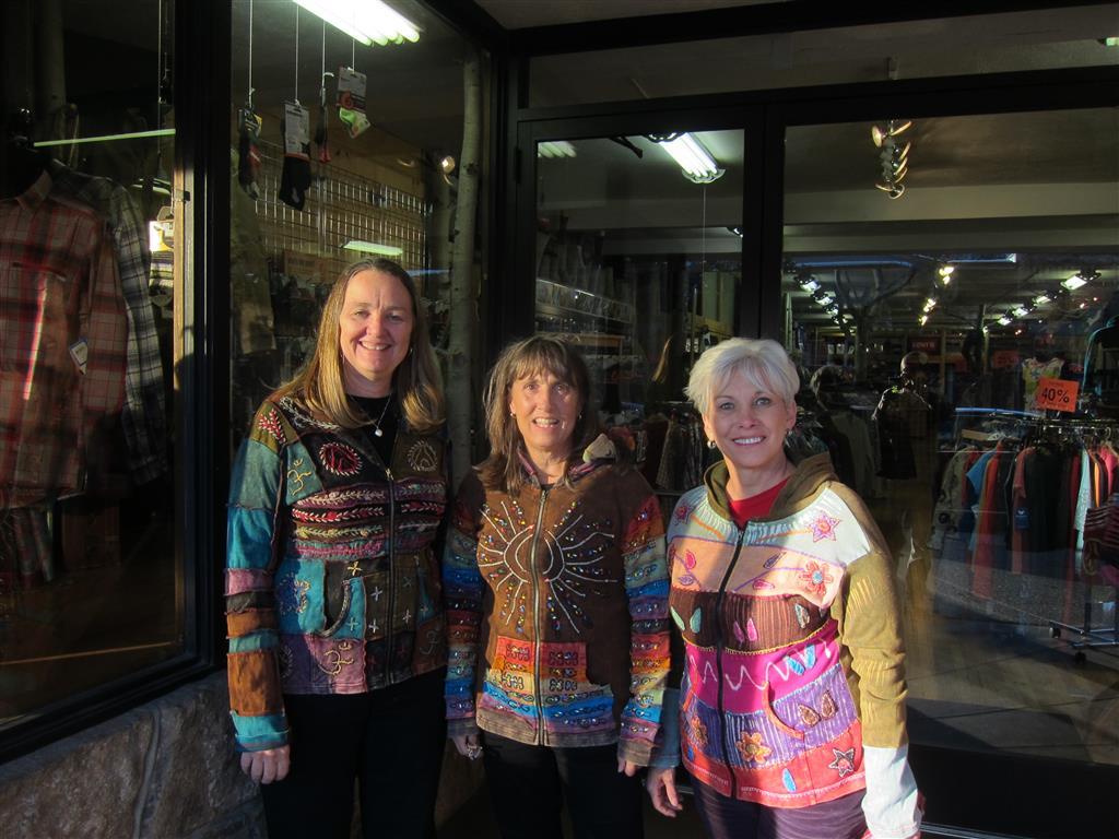 Judy, Martha, Diane