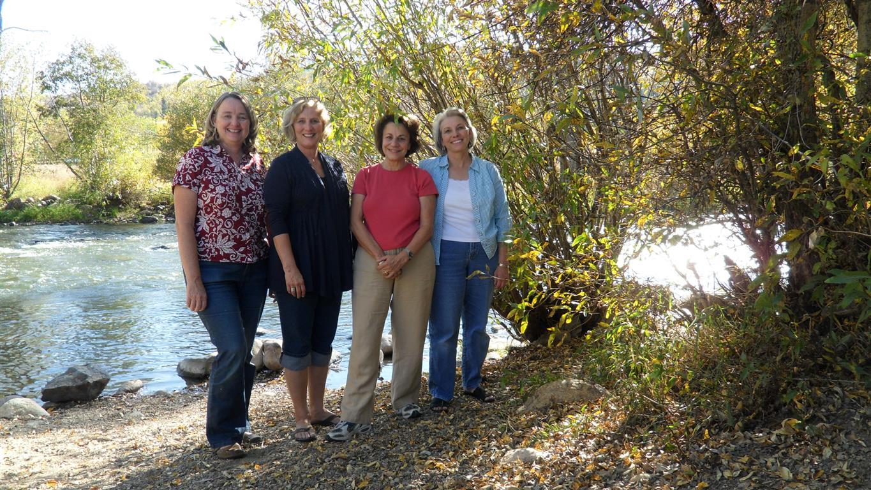 Judy, Sheryl, Nora, Diane