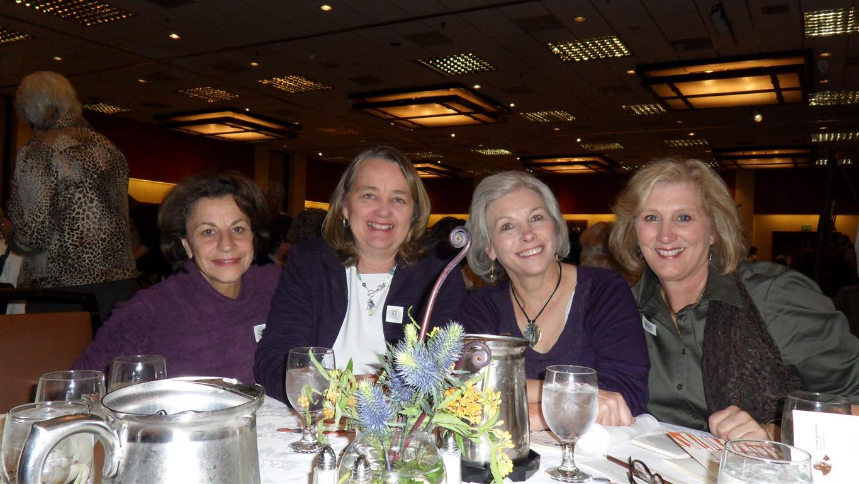 Nora, Judy, Diane, Sheryl