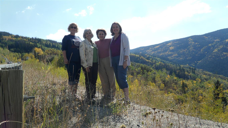 Sheryl, Diane, Nora, Judy