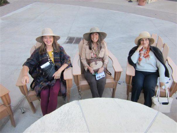 Judy, Martha, Nora